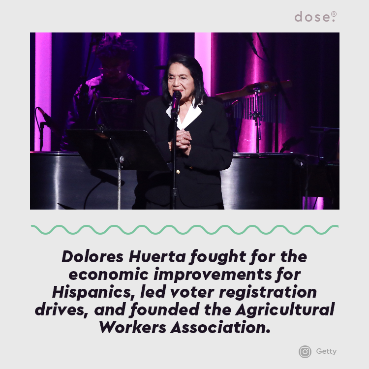 """""""Every moment is an organizing opportunity, every person a potential activist, every minute a chance to change the world.""""   -Dolores Huerta   #WomensEquality   Learn more: https://t.co/Ea4HhMtCoI https://t.co/bAGa65W3Ci"""