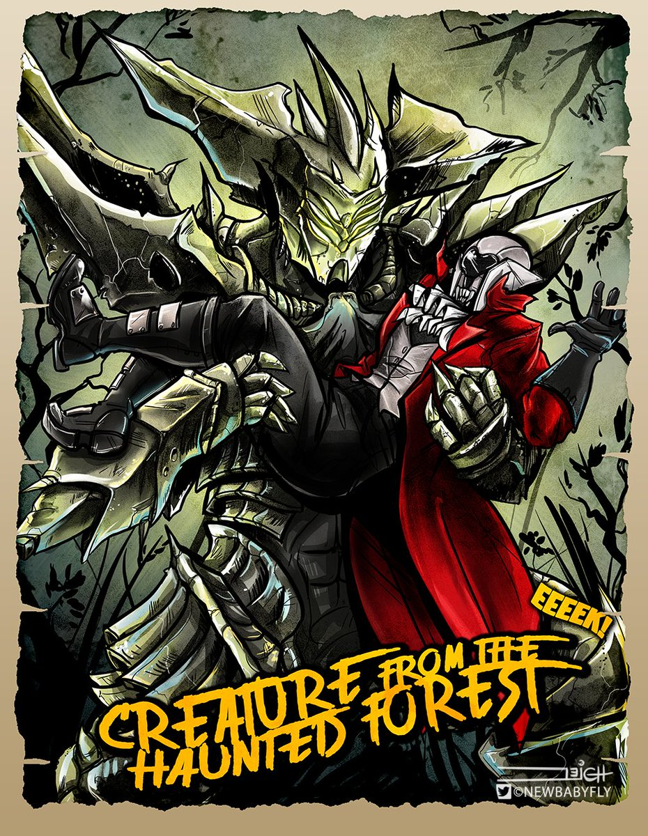 Creature from the Haunted Forest