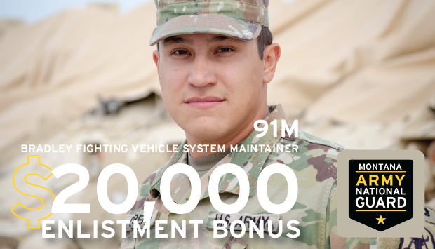 Broaden your horizons as a mechanic with the 91M MOS.  Perform maintenance and repairs on some of the military's finest fighting machines.  Questions?  Visit  for more information!  #military #MTARNG