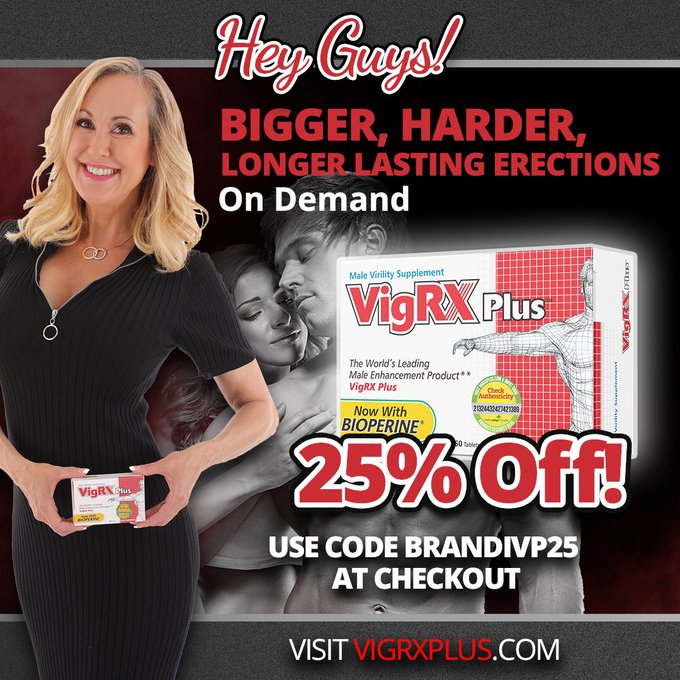 LIMITED EXCLUSIVE OFFER: I recently spoke with the makers of VigRX Plus - a powerful erection enhancer