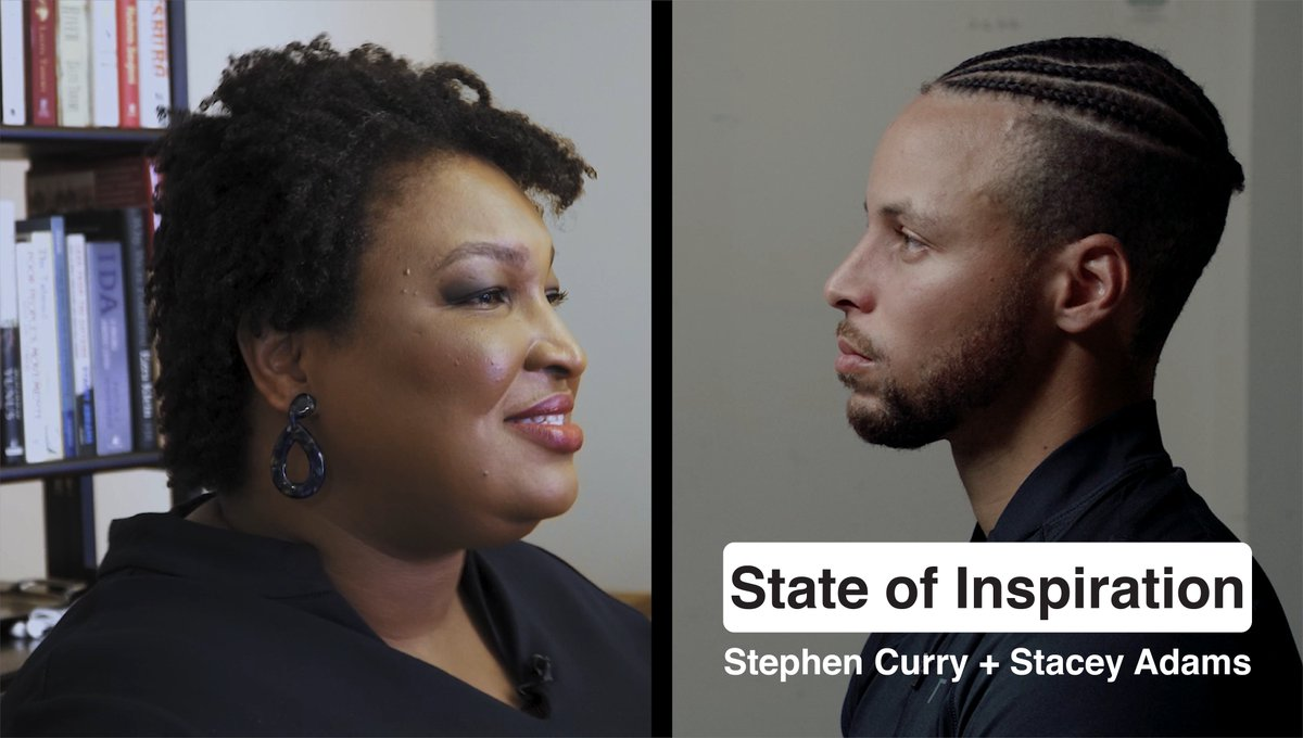 We all know how important it is to get out and vote, but do you know why? @StaceyAbrams broke down some important topics including early voting, first time voting and safely casting your ballot during COVID. If you still have questions, check this out! #Vote #StateOfInspiration