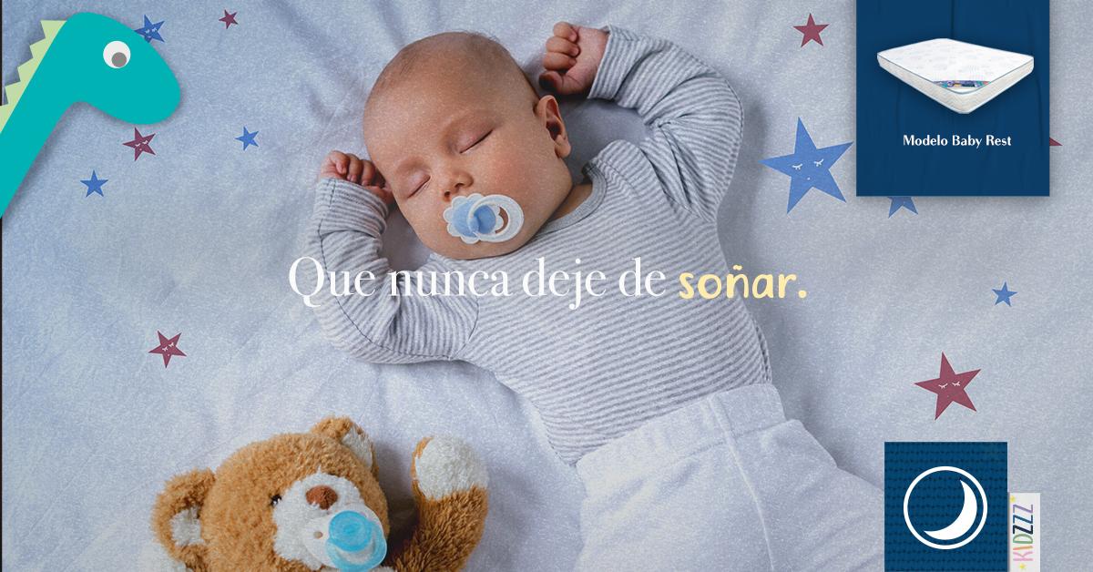 Soy fan de verlos dormir.  Conoce nuestro modelo Baby Rest Enrollado. Cuenta con un soporte suave para darles un buen descanso. Encuéntralo en: https://t.co/SjBzq7gjsU #RESTONIC #Dormir #Descanso #Bebé https://t.co/B1VGmH9r9p