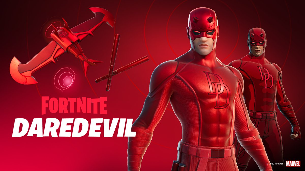 The Man Without Fear Has Arrived.  Get the Daredevil Set in the Shop now! https://t.co/SRUesDG04U