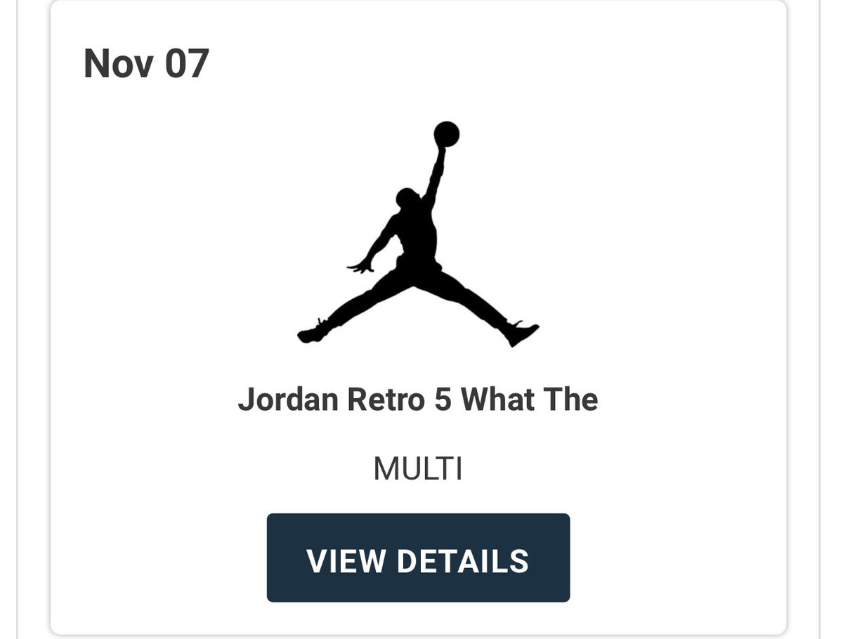 Eastbay Release Calendar: Jordan Retro