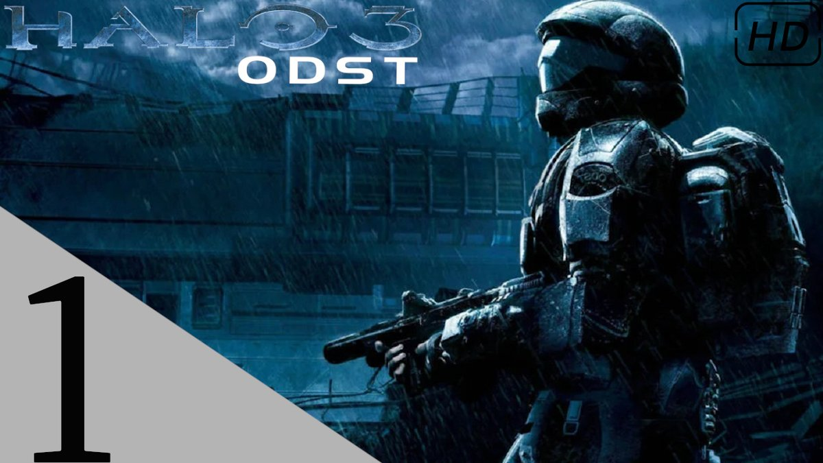 Droppin Into This Bish!  If y'all want me to continue with a full series of this Halo 3: ODST game, go give this video some love! Fire  https://t.co/uPjOYoeuHn https://t.co/lgDoQcEYQZ