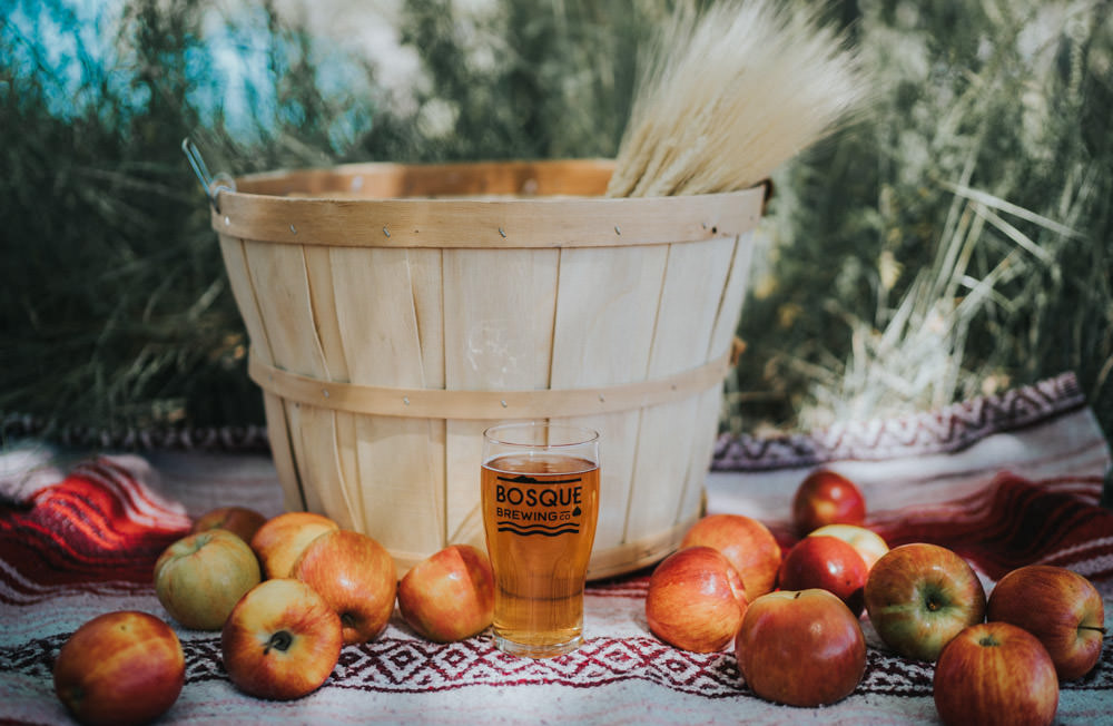 Our house cider, Beyond the Trees, is a palate pleaser all year long, but it seems particularly appropriate in the fall. It's crisp, clean, and dry with a hint of apple sweetness. #hardcider #NMCraftBeer #NMBeerLove https://t.co/jwy6YWSZBF