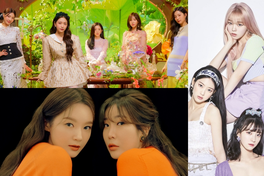 #Red Velvet, #OhMyGirl Members, #Davichi, And More To Sing For OST Of Upcoming Drama