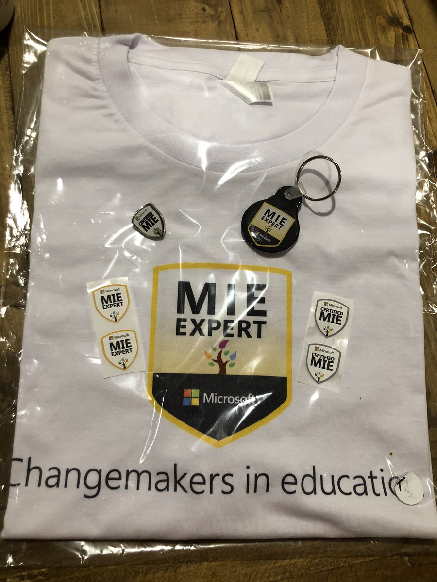 It's that time of year again, repping the #MIEExpert kit 😁 Thanks @MSAUedu 👌