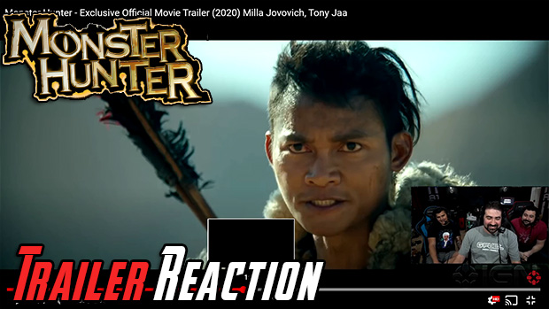 Joe Vargas On Twitter Guys Otherjoe Is Starring In A Film And He Would Like To Present You The First Full Length Trailer With His Commentary Enjoy Hollywood S Take On Monster Hunter