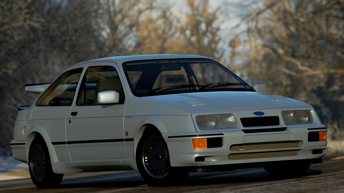 Car 551 - 1987 Ford Sierra Cosworth RS500  #ForzaHorizon4 #ForzaShare #Xbox #Forza #HorizonPromo https://t.co/Uhqqkeoz2g