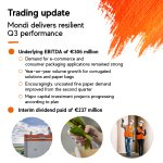 Image for the Tweet beginning: Our Q3 Trading Update is