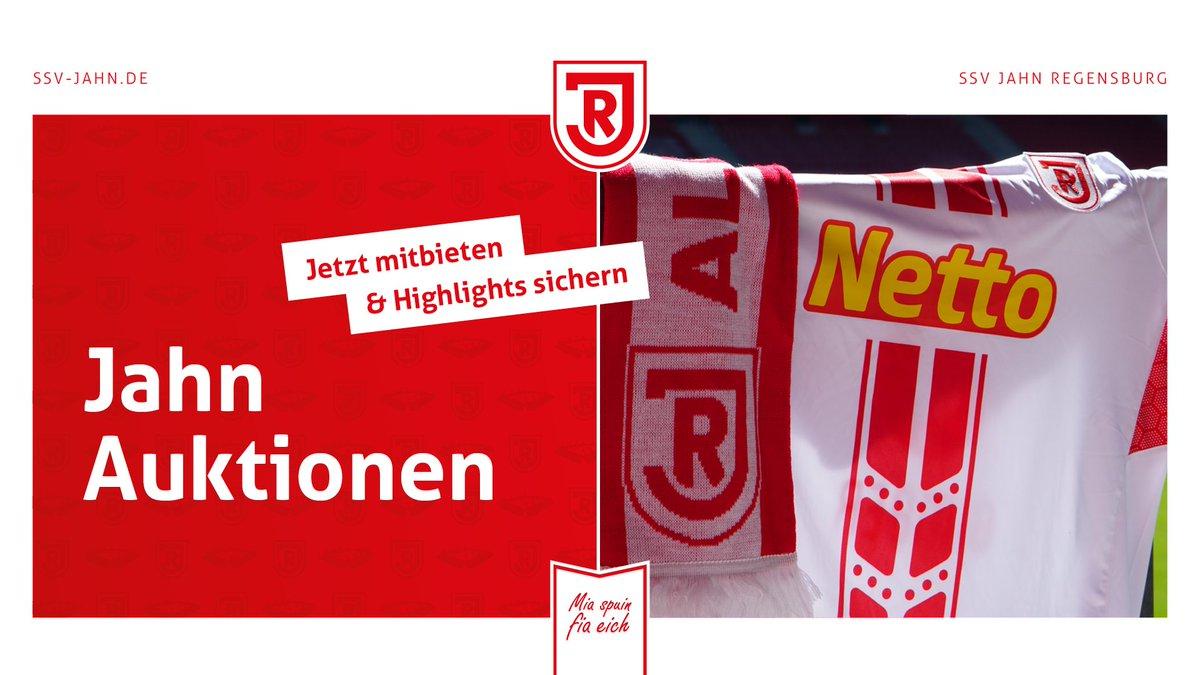 SSV Jahn Regensburg @SSVJAHN