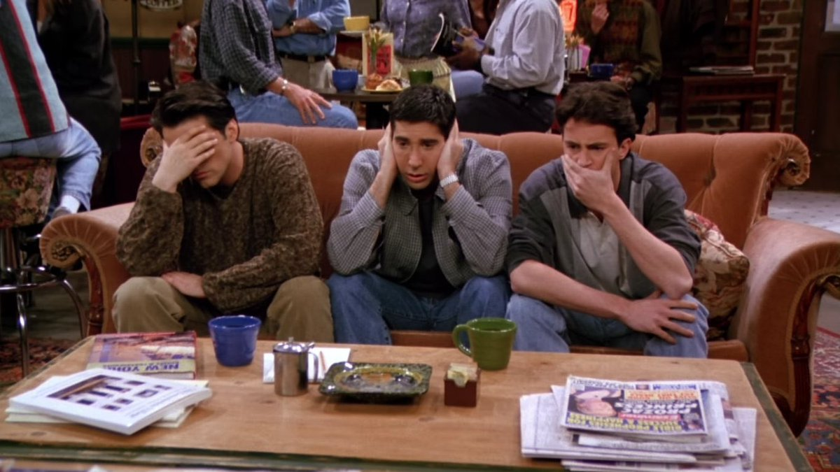 out of context friends (@friendstvclips) on Twitter photo 2020-10-15 07:14:08