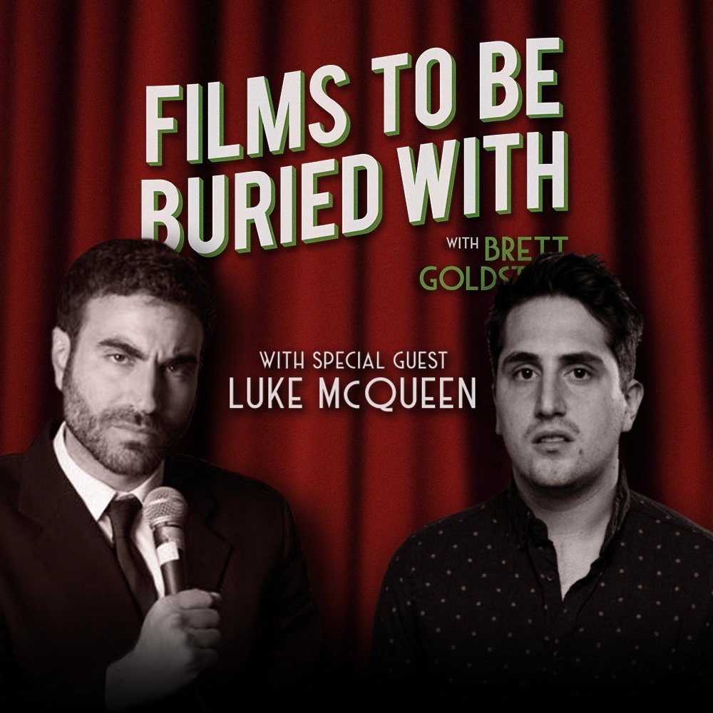 I finally talked @MrLukeMcQueen into doing the podcast and it was great! It's ready in your ether! Contains scenes of slow motion sex scenes, underrated prequels and Titanic. Subscribe, RT and please be excellent to each other. patreon.com/posts/42659725 podcasts.apple.com/gb/podcast/fil…