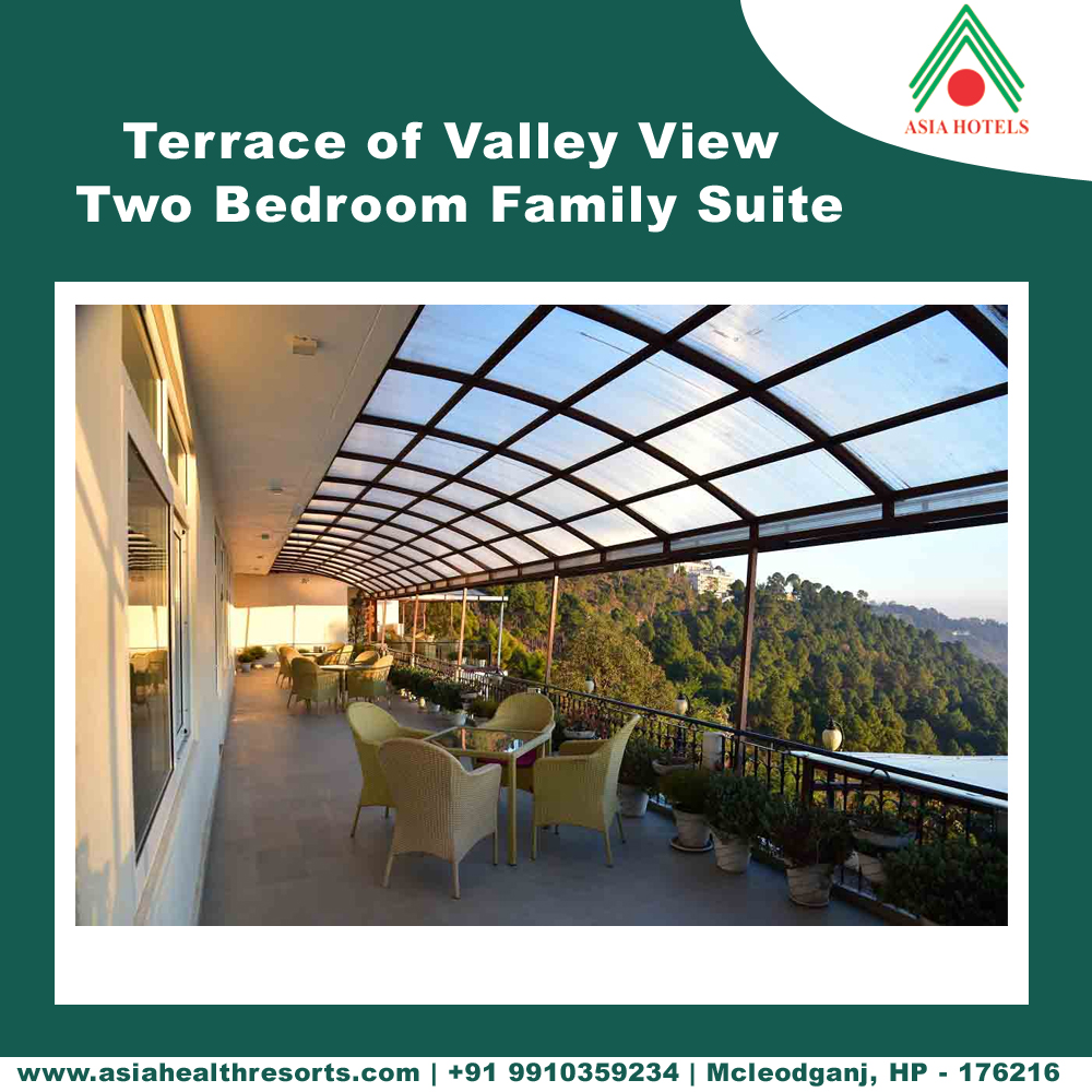 Enjoy the beauty of nature from our hotel rooms. Visit: https://t.co/7ILXMjsGhr #hotel #hotelroom #travel #tour #toursandtravel #hotelsindharamshala #dharamshalahotel #views #natureviews #eyecatching #enjoy #life https://t.co/p2pi1TNmg1