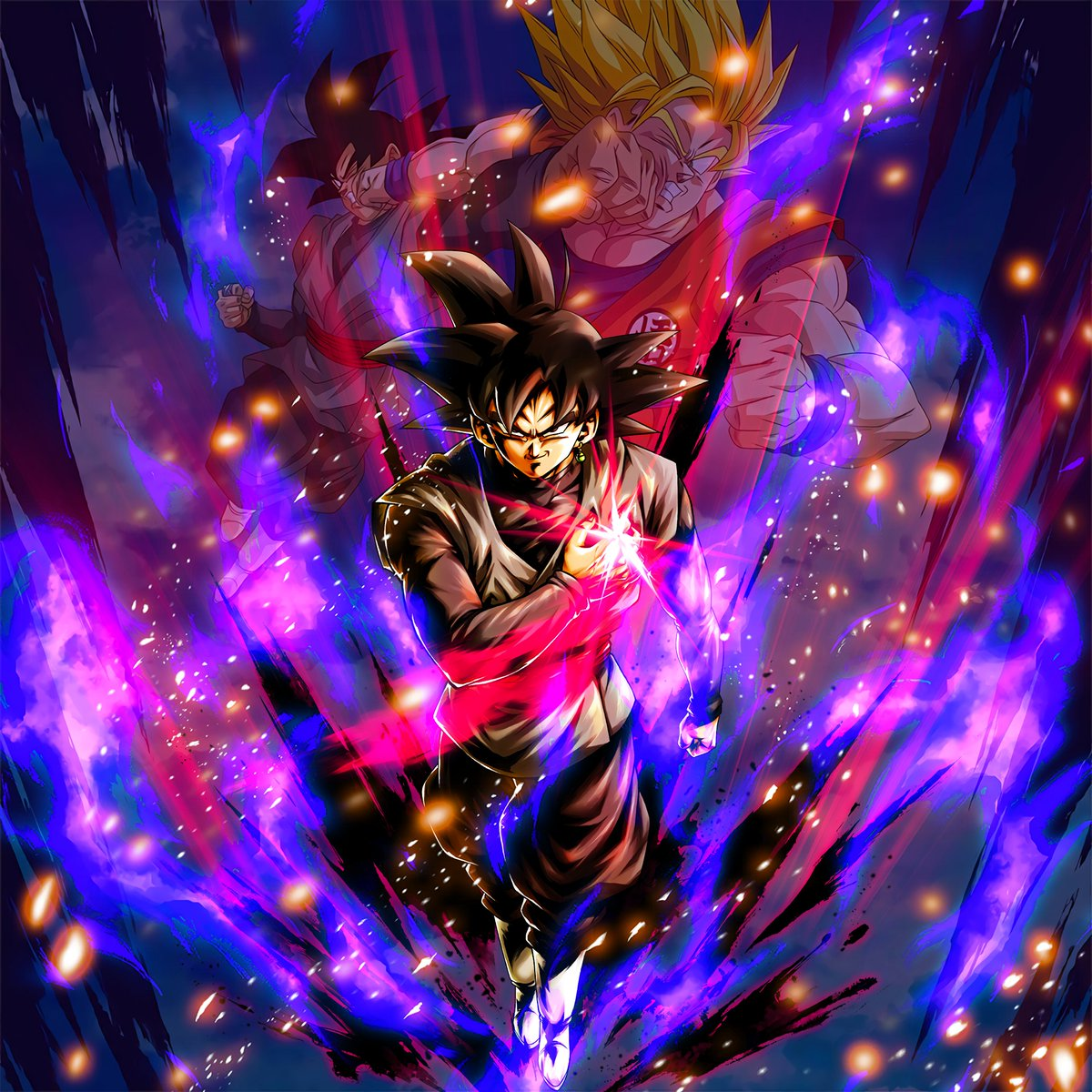 Hydros On Twitter Grn Goku Black Pre Transformation Character Art 4k Pc Wallpaper 4k Phone Wallpaper Dblegends Dragonballlegends Https T Co H2ymfgfc1j