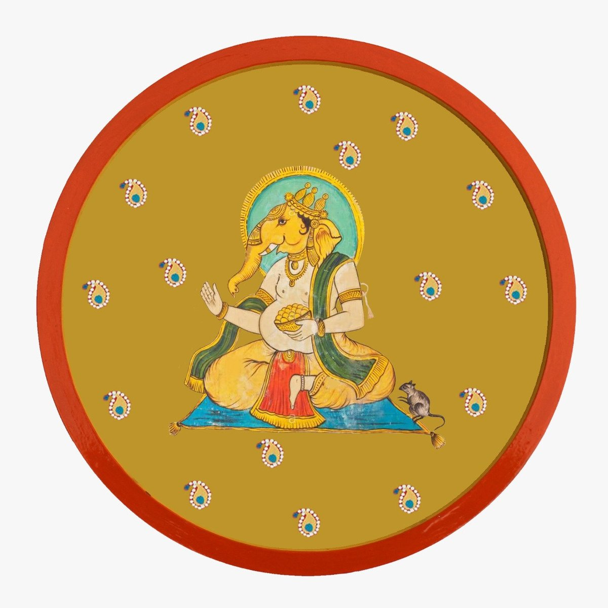 Lord Ganesha on wooden plate- Painting of Lord Ganesha- Indian Pichwai Art- Wall Decor- Wall Hanging- Art- Art Decor- Hindu Gods https://t.co/Ajgf8nwTme #yellow #blue #bedroom #artdeco #lordganesha #hindugods #wallplate #decorativeplate #woodenplate #etsyshop #etsy https://t.co/MQbTNPlhQS