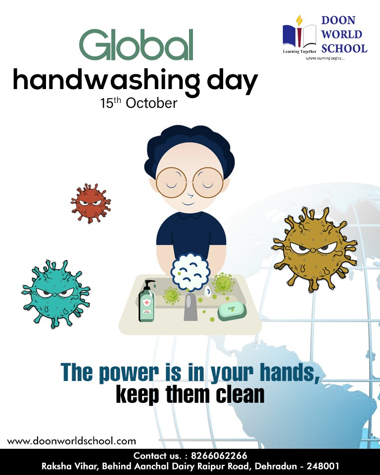 Handwashing Good! Germs Bad!Handwashing is a critical an aspect of your responsibilities. Happy Global Handwashing Day! #kapoorandsons #everydayclothing #corporateuniforms  #globalhandwashingday #globalhandwashingday2020 #handwashing #handwashingday #cleanhands