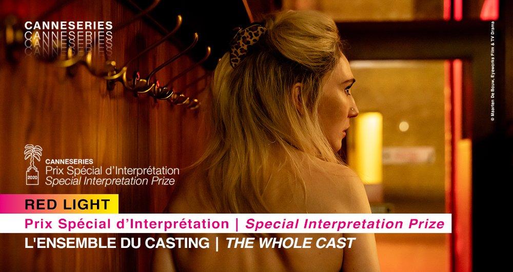 test Twitter Media - Competition - Special Performance Prize Compétition - Prix Spécial d'Interprétation  🏆The whole cast of Red Light (Belgium, The Netherlands) #CANNESERIES https://t.co/67bcz6k193
