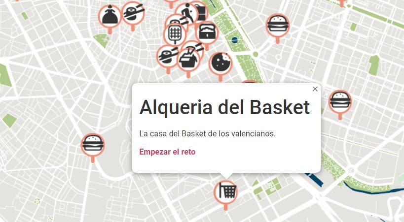 🏀 @LAlqueriaVBC es la mayor instalación de #basket de formación de #Europa y uno de los puntos de la Ruta del Tesoro de @marina_empresas.   ¿Quieres conocerlos más? Únete al reto #DiscoveryMdE👉🏽 https://t.co/8NVvHbgNCB para aprender y conseguir tesoros escondidos en #Valencia. https://t.co/KYWu6TI28L