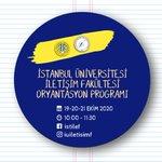 Image for the Tweet beginning: Bu sene İletişim Fakültesi ailemize