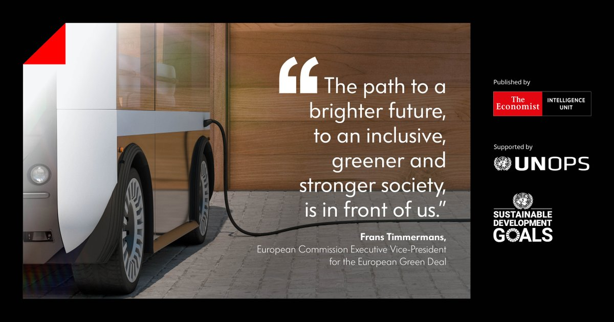 A green way out.   Don't miss the newest @TheEIU blog, supported by UNOPS 👉 https://t.co/jolfvIERjq | @TimmermansEU https://t.co/KW7jZMnRmo