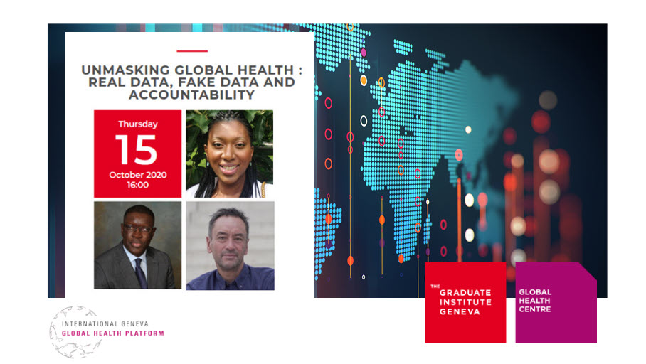 Join us today at 4pm CEST to talk about real data, fake data, transparency & accountability in global health with @Mdiagne, the former Inspector General of the @GlobalFund, Patricia Kingori from @WEH_Oxford & Vinh-Kim Nguyen. #OpenGlobalHealth Register now https://t.co/ErimK9HhmT https://t.co/2JQ8IL6nfW
