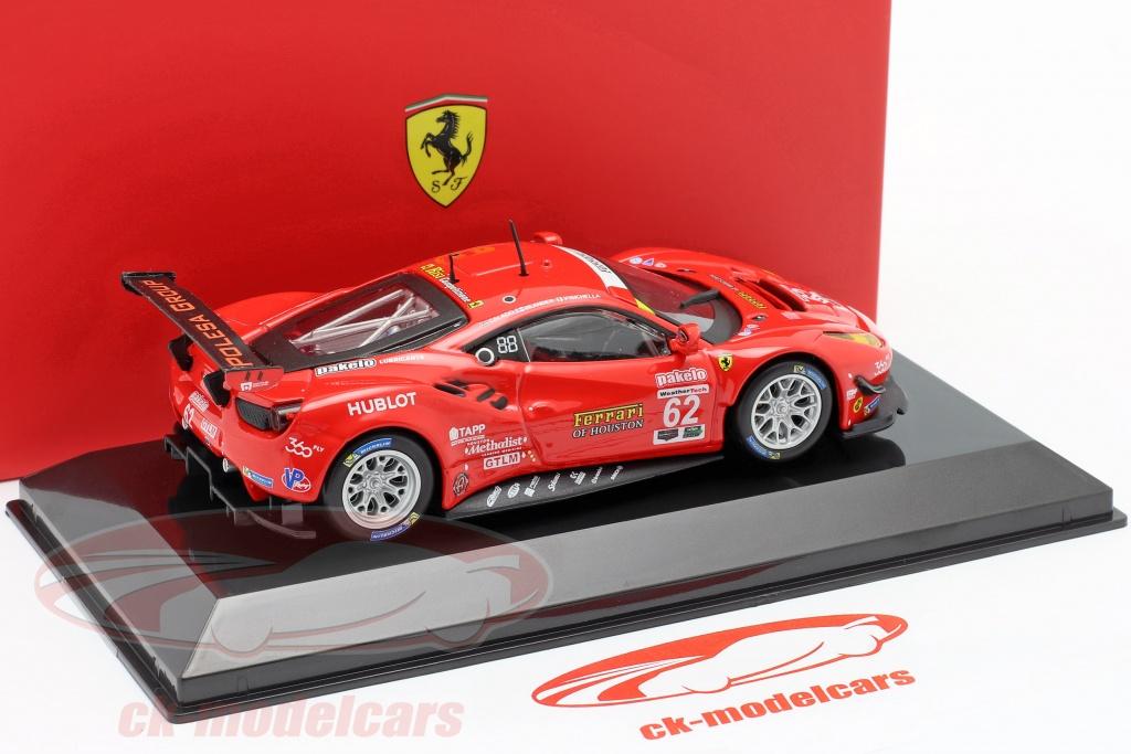 #automodelli #Ferrari with six new #diecast #miniatures scale 1:43 #modellautos #modelcars by #Bburago: Ferrari 488 GTE #24hDaytona 2017 / 312P winner #6hWatkinsGlen 1972 / F430 GTC #24hLeMans 2008 / 308 GTB #MonteCarlo 1982 / 458 Italia GT3 and more https://t.co/56J0XHhJGq https://t.co/6zwOowyDRR