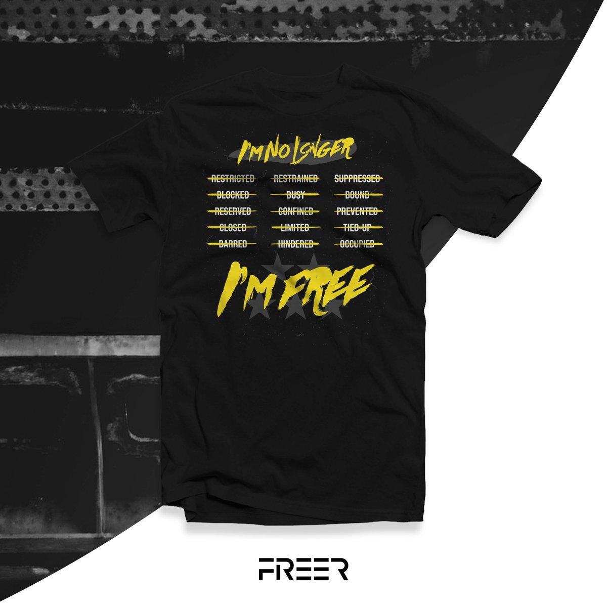 Shirt design for @freer.brand  #shirtdesign #printdesign #graphicdesign #print #vector #illustrator #merchdesign #teeshirts #printdesigns #shirtdesigner #shirtdesigns #ClothingLines #streetwearclothing #freeyourself https://t.co/JfUCMZ0D9a