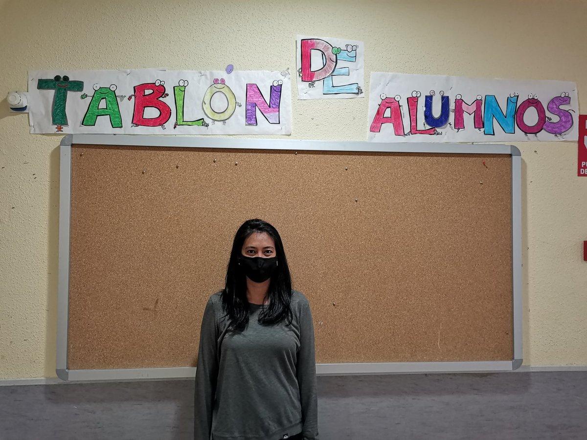 #WelcomeToCarlosIII Settie Ann Lou ya forma parte de la #ComunidadEducativa del #ColegioCarlosIII. #Bienvenida Ann. #assistants #ProyectoBilingüe #Bilingüismo. https://t.co/RAzt3KLNqm