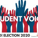 Image for the Tweet beginning: K-12 students: ready for #Election2020 ?
