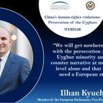 Image for the Tweet beginning: 🎤🌏Thank you to @ilhankyuchyuk, MEP