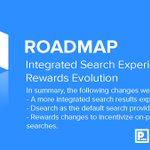 Image for the Tweet beginning: Roadmap throwback to possibly the