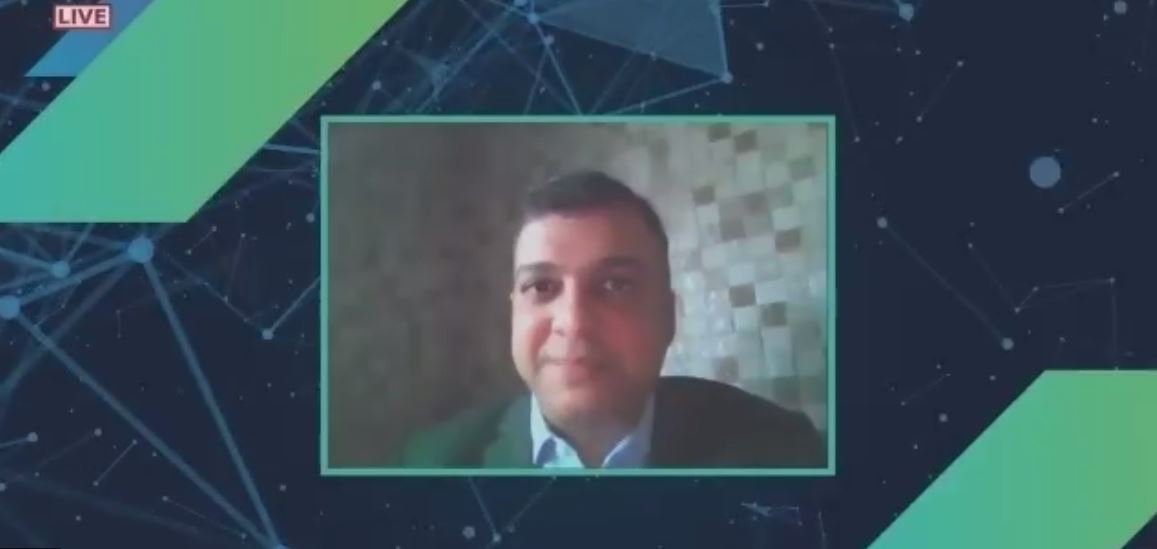 Murad Wagh (@muradwagh), Director - Solution Engineering, #VMwareIndia welcomes attendees to the first-ever virtual edition of @VMware Architects of What's Next 2020 at the Lead/Forward Summit. We have an exciting event ahead. Stay tuned!  #LeadForwardIN #AOWN #VMwareIN https://t.co/lGD4C0qrn9