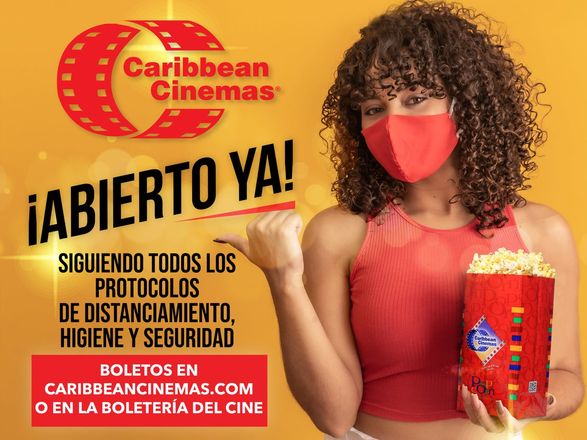 Caribbean Cinemas Pr Caribbeancinepr Twitter