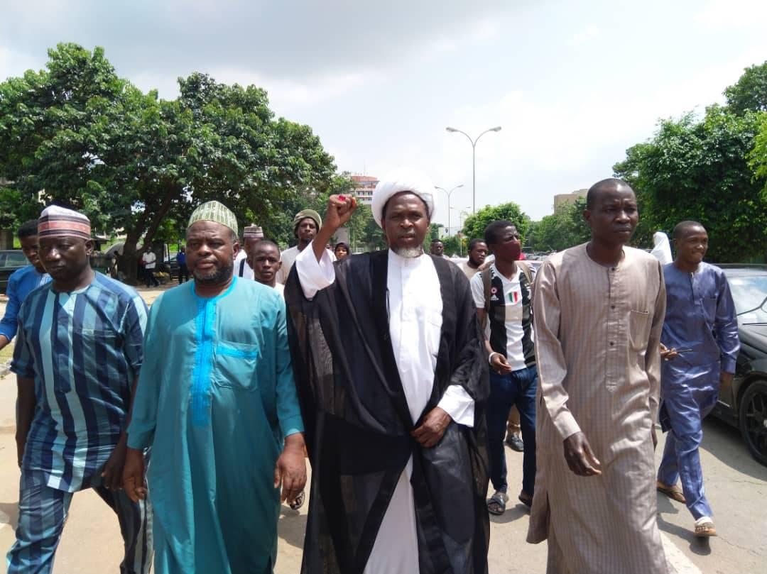 Free Zakzaky Hausa - Yan Shi A Aka Fi Take Wa Hakki A Nijeriya Cewar Gamayyar Kungiyoyin Kare ...