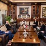 Image for the Tweet beginning: Türk-Yunan ilişkilerini geliştirmek için birlikte