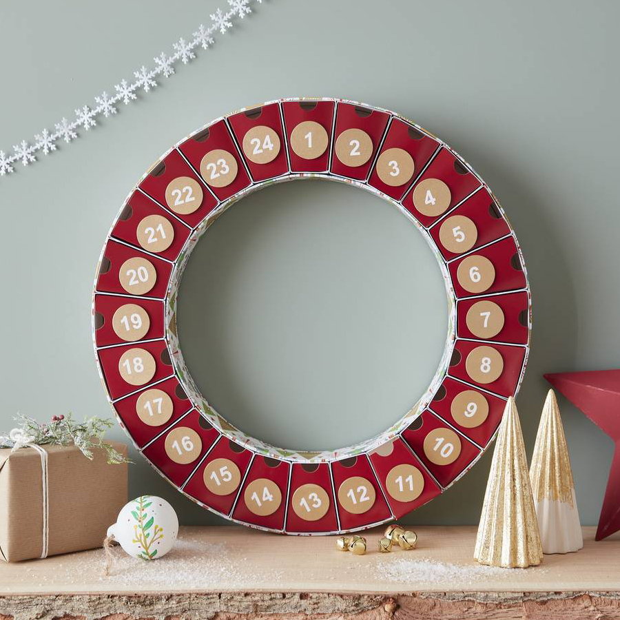 Put a new spin on your advent countdown with this Round Red Advent Calendar! It'll be perfect for filling with fun, festive surprises for each day of December.  Shop in-store and online: https://t.co/zburDSy7Of  #CraftTogether #Christmas #Hobbycraft https://t.co/tXMciH7ZkT