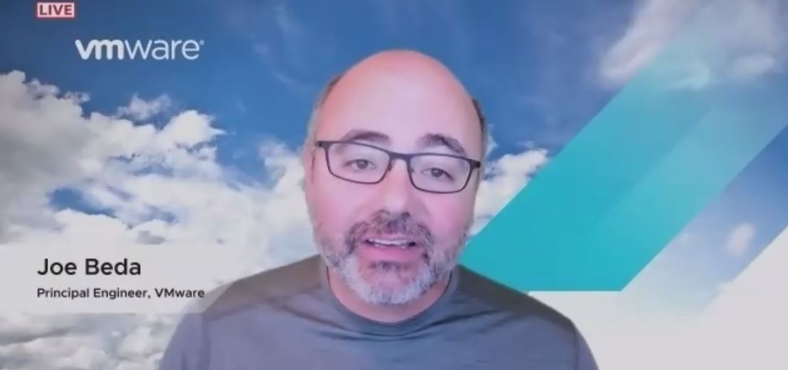 Joe Beda (@jbeda), Principal Engineer, @VMware shares insights on how #Kubernetes is accelerating business innovation & driving meaningful outcomes in today's digital-first environment in this segment of @VMware Architects of What's Next 2020. #LeadForwardIN #AOWN #VMwareIN https://t.co/9hv0ZwRBFo