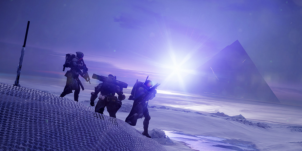 Guardians will head to a new destination, Europa, in Destiny 2: Beyond Light.
