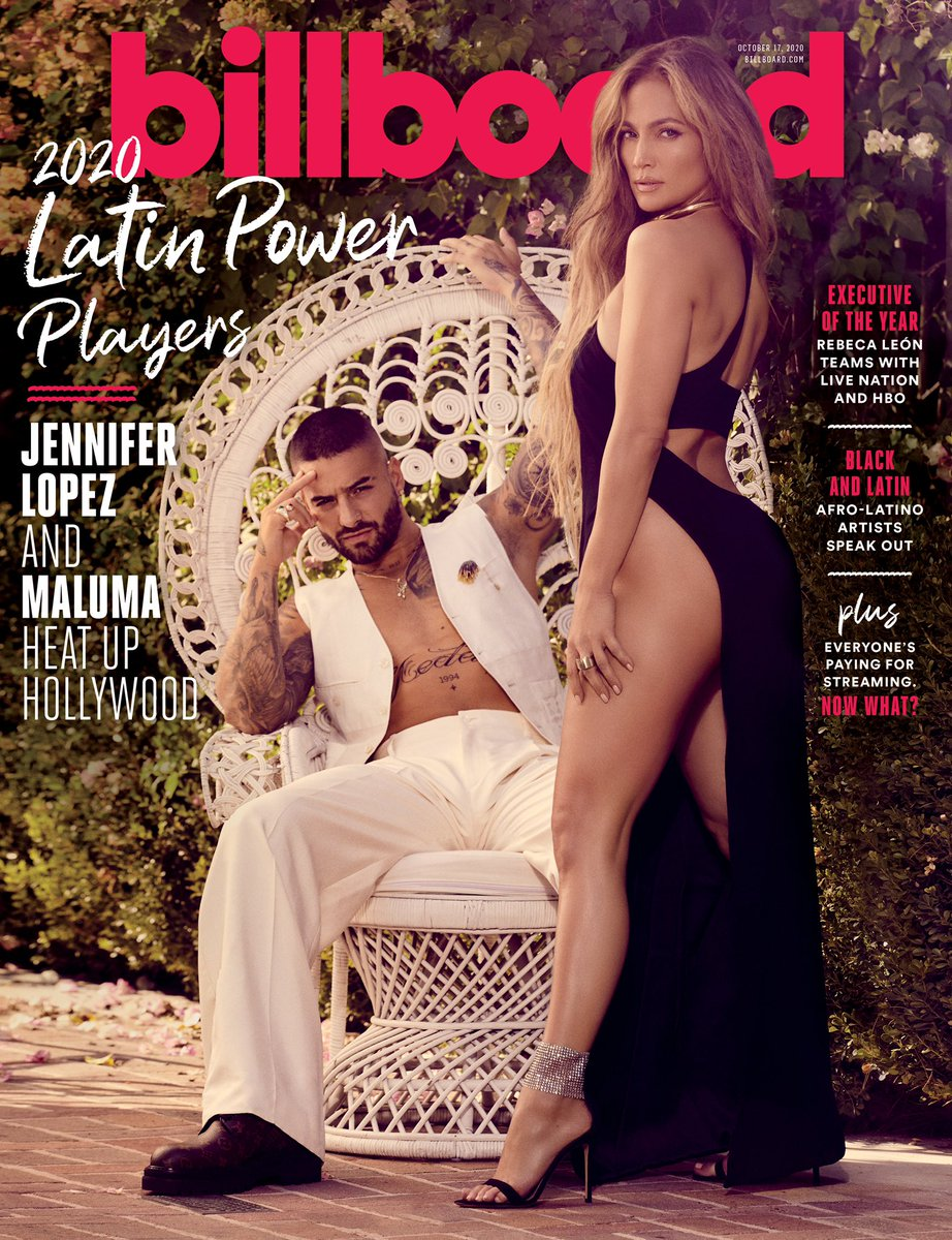#RT @JLo: GOOD MORNING ☀️ EVERYBODY  Billboard cover JLo x Maluma   @Billboard #BillboardMagazine @MarryMeMovie #MarryMe #NuyoricanProductions #PaTiLonely #LatinPowerPlayers @Maluma
