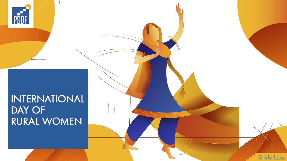 During our decade long journey, PSDF has established community based programmes specifically for the talent in semi-urban and rural communities. Together we develop, together we grow.  #InternationalDayOfRuralWomen #PSDF #SkillsForSuccess #ForABetterTomorrow https://t.co/yzdATNKkWs