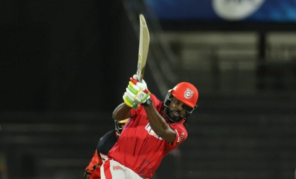 Good to see @henrygayle back and scoring a wonderful 53. Wonder what @lionsdenkxip were thinking by leaving him out all this while. #RCBvKXIP #IPL2020