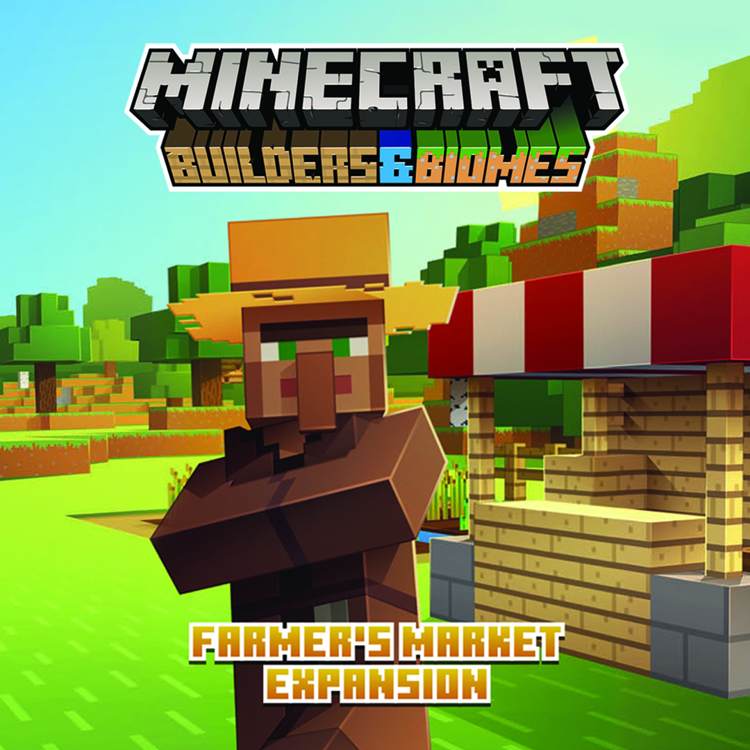 Grind up some bone meal and sharpen your scythe: the Builders & Biomes: Farmer's Market expansion is now available wherever you get board games! (Exceedingly fashionable straw hat not included.)