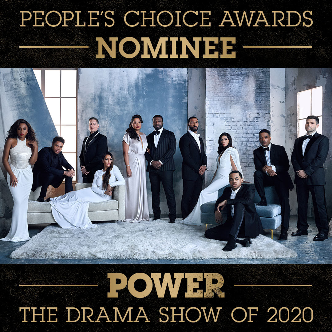 #power #pca y'all know there isn't another show on television. #period