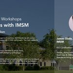 On 23rd October we are collaborating with @IMSM_Ltd with a workshop on Quality Management and ISO Standards.   Unit DX members can sign up via Nexudus, or email charlie@unitdx.com. If you aren't a member but would like to join, please drop us a DM.