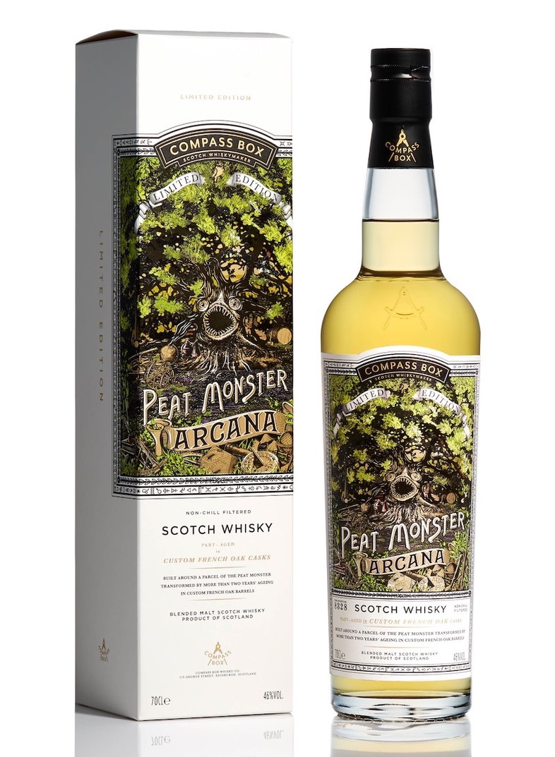 Compass Box launches new Peat Monster bottling: https://t.co/FfuVIJDOab @CompassBox @MPRComms #scotch #whisky #news https://t.co/S1nX5eihSZ