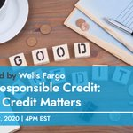 Image for the Tweet beginning: Learning to build your credit