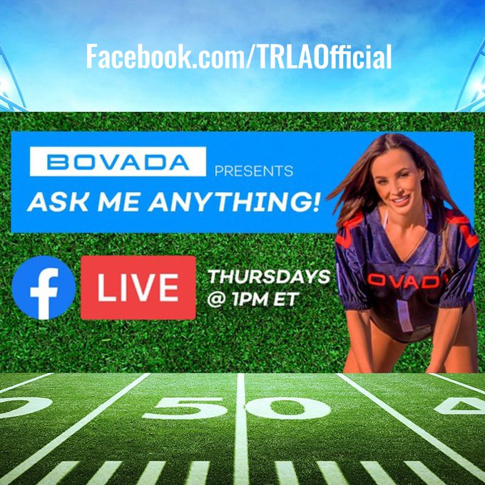 Today 1pm ET my weekly @BovadaOfficial Facebook live .. See ya there!! https://t.co/Sa05jsuEL1 https://t
