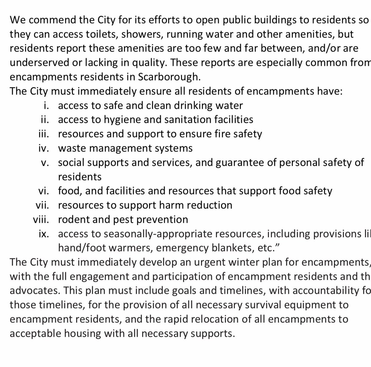 @AbeOudshoorn @homelesshub Yes we have and it is an important report. In particular: